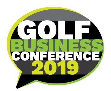 golf business conference 2019 logo