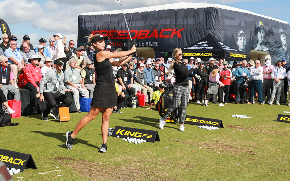 demo day at 2019 pga merchandise show